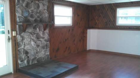 Wood Stove foundation