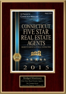 Five Star Professional Real Estate Agent Award.